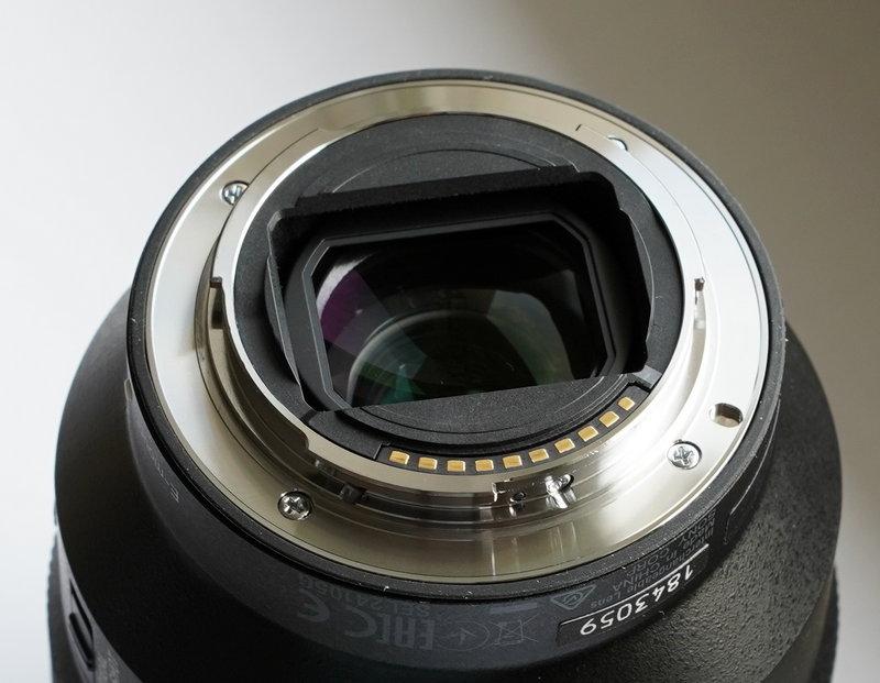 Review of Sony FE 24-105mm f/4 G OSS - LightPoint