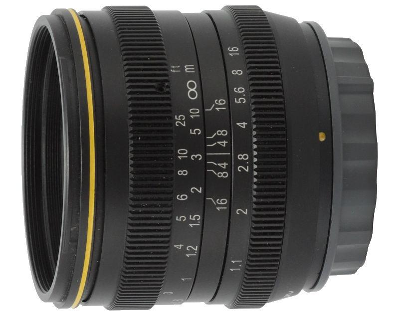SainSonic Kamlan 50mm F1.1 (for Canon EF-M)