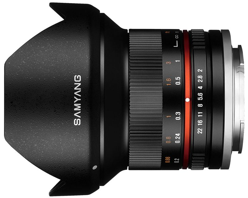 Samyang 12mm f/2.0 NCS CS (MFT)