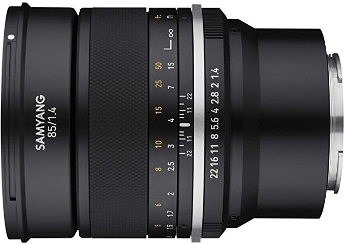 Samyang MF 85mm F1.4 MK2 (for Fuji X)