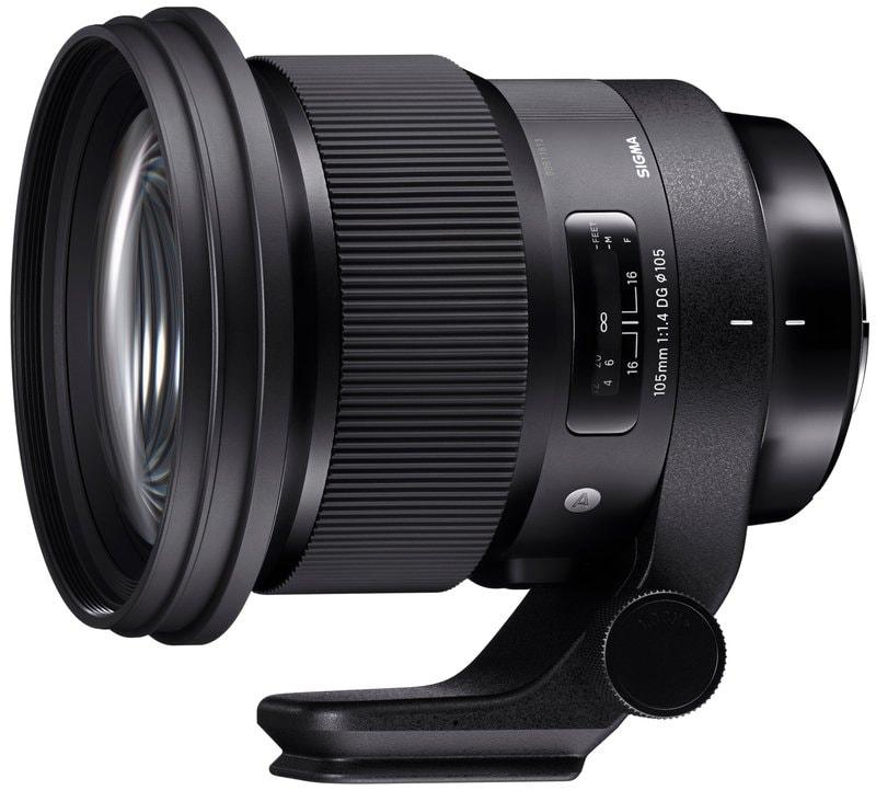 Sigma 105mm f/1.4 DG HSM Art (Sigma)