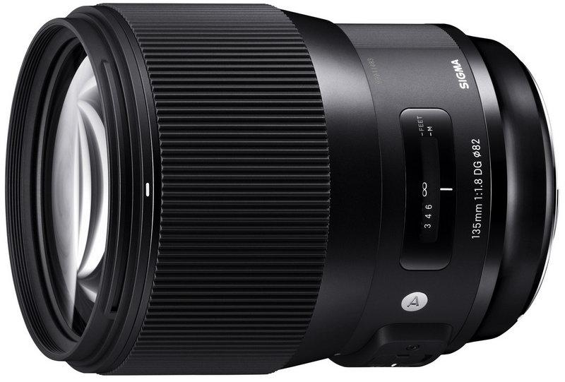 Sigma 135mm f/1.8 DG HSM Art (Sony)
