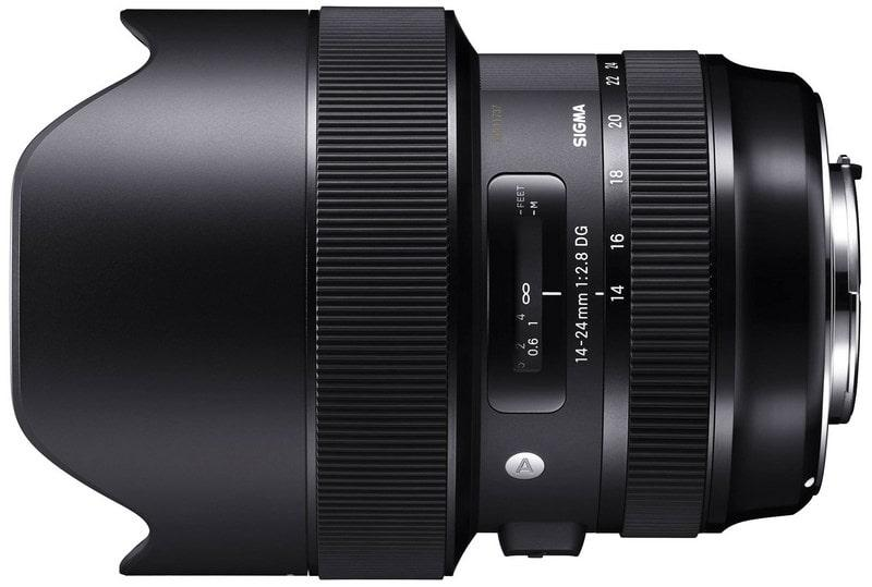 Sigma 14-24mm F2.8 DG HSM Art (for Nikon F)