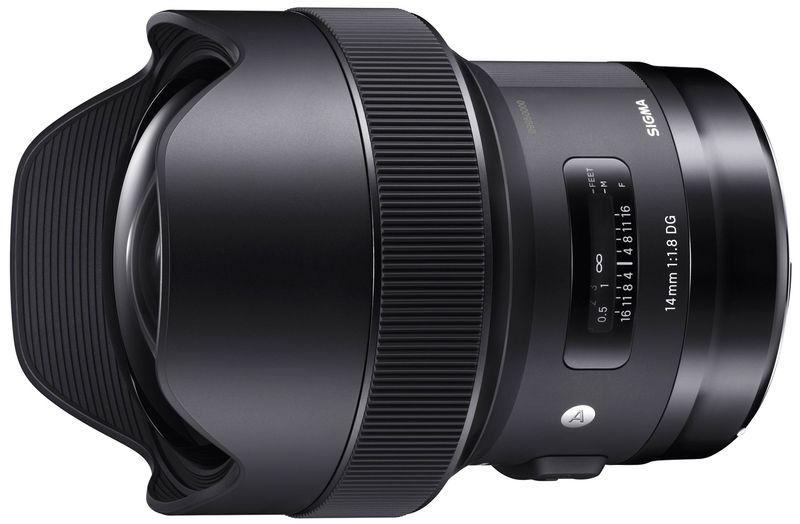 Sigma 14mm f/1.8 DG HSM Art (per Sony E)