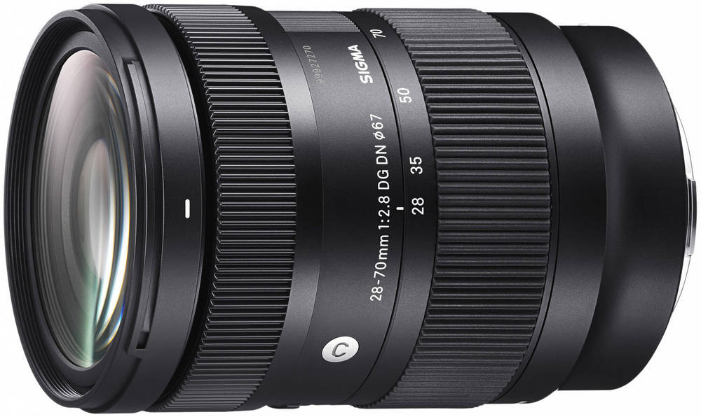 Sigma 28-70mm F2.8 DG DN Contemporary (for Sony E)