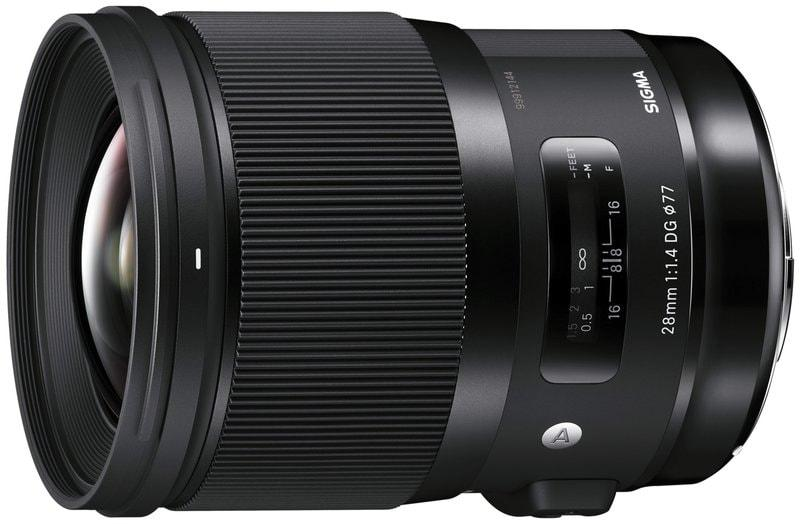 Sigma 28mm F1.4 DG HSM Art (for Nikon F)