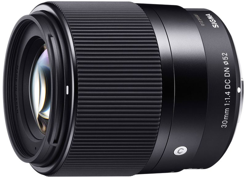 Sigma 30mm F1.4 DC DN Contemporary (per Sony E)