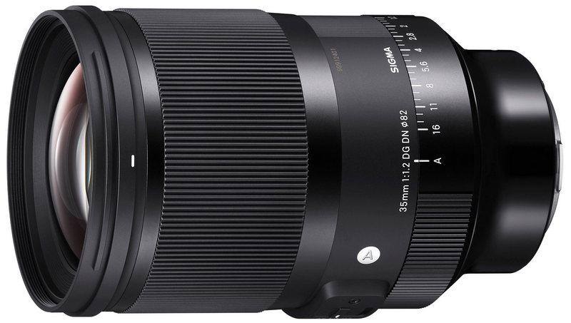 Sigma 35mm F1.2 DG DN Art (for Sony E)