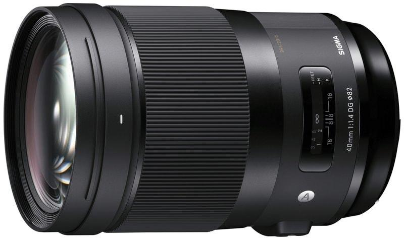 Sigma 40mm F1.4 DG HSM Art (for Sony E)