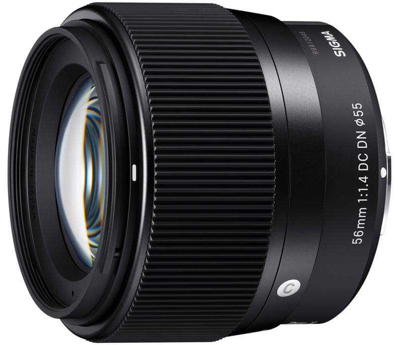 Sigma 56mm F1.4 DC DN Contemporary (Canon M)