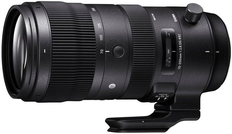 Sigma 70-200 F2.8 DG OS HSM Sports (for Canon EF)
