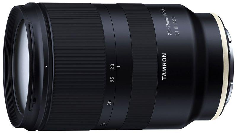 Tamron 28-75mm f/2.8 Di III RXD (for Sony E)