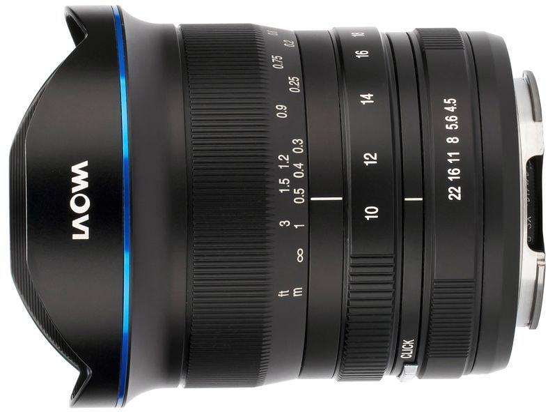 Venus Optics Laowa 10-18mm f/4.5-5.6 FE Zoom (Sony)