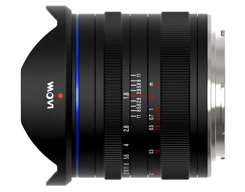 Venus Optics Laowa 12mm f/1.8 (MFT)