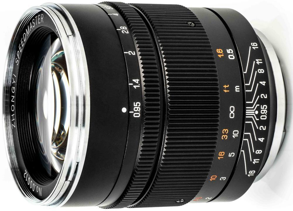 ZY Optics Mitakon Speedmaster 50mm f/0.95 III (per Canon RF)